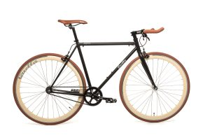 Quella Fixed Gear Faharrd Nero - Cappuccino-0
