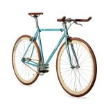 Quella Fixed Gear Bike Premium Varsity Collection – Cambridge-7042