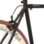 Quella Fixed Gear Bike Nero – Cappuccino-7014