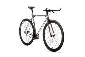 Quella Fixed Gear Bike Premium Varsity Collection - Imperial-7034