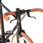 Quella Fixed Gear Bike Nero – Cappuccino-7016