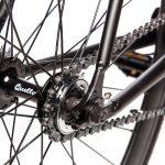 Quella Fixed Gear Bike Nero – Black-6955