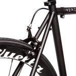 Quella Fixed Gear Bike Nero – Black-6956