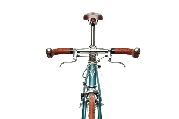 Quella Fixed Gear Bike Premium Varsity Collection - Cambridge-7043