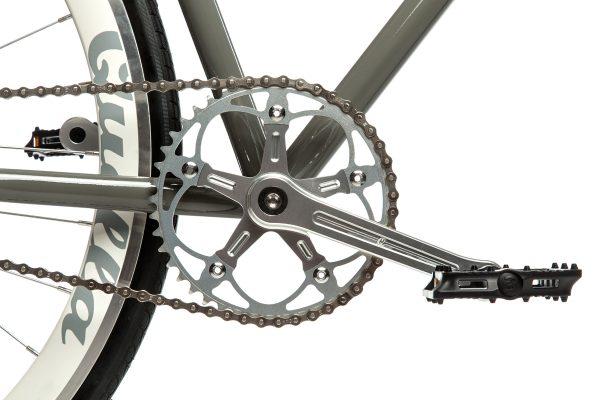 Quella Fixed Gear Bike Premium Varsity Collection - Edinburgh-7060