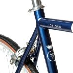 Quella Fixed Gear Bike Premium Varsity Collection – Oxford-7053