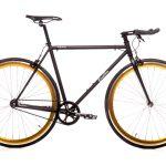 Quella Fixed Gear Faharrd Nero – Gold-0