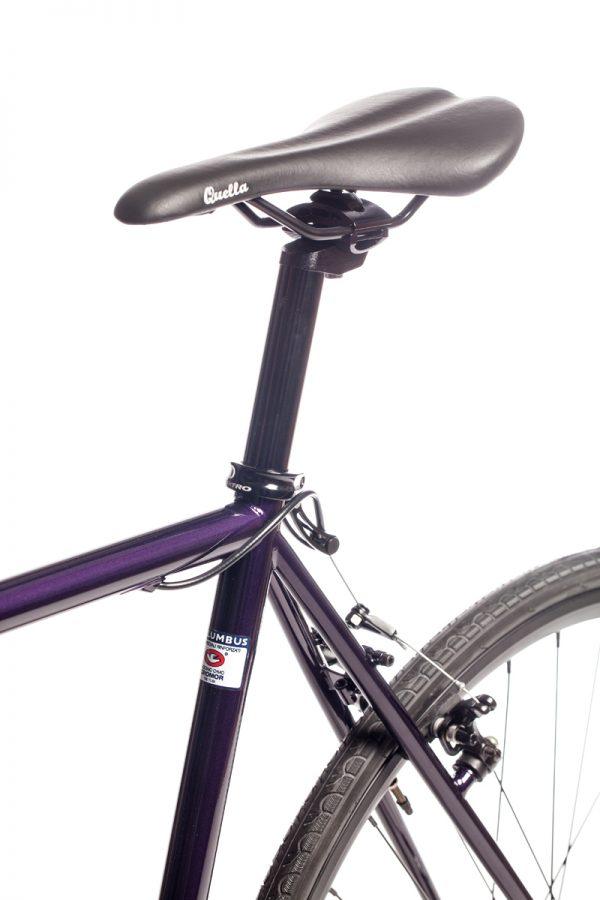 Quella Sram 2 Speed Bike Evo - Purple-7067