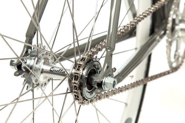 Quella Fixed Gear Bike Premium Varsity Collection - Edinburgh-7062