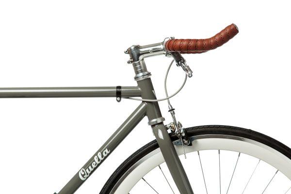 Quella Fixed Gear Bike Premium Varsity Collection - Edinburgh-7063