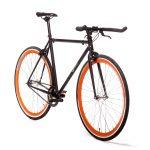 Quella Fixed Gear Bike Nero – Orange-6984
