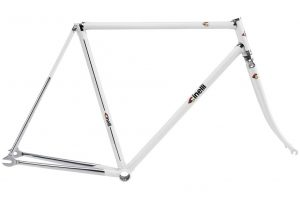 Cinelli 2018 Supercorsa Pista Frame Set White-0