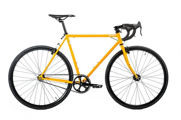 Quella Sram 2 Speed Faharrd Evo - Orange-0