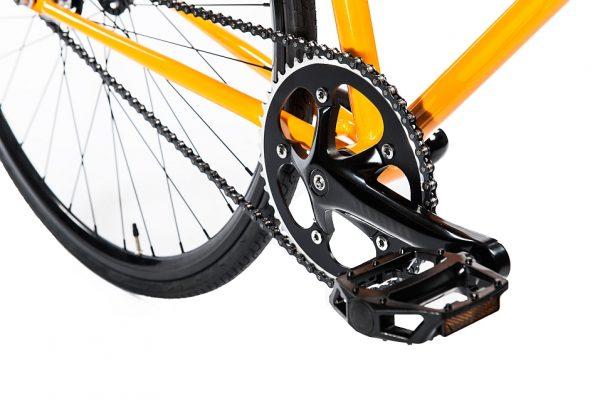 Quella Sram 2 Speed Bike Evo - Orange-7142