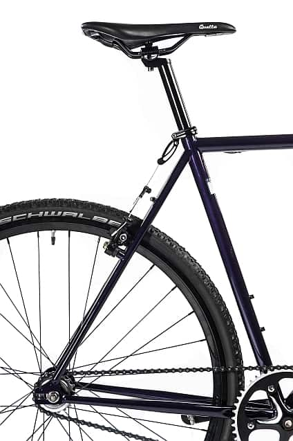 Quella Sram 2 Speed Bike Evo - Purple-7068