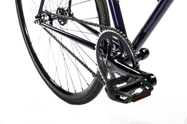 Quella Sram 2 Speed Bike Evo - Purple-7071