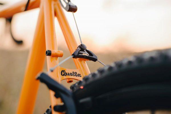 Quella Sram 2 Speed Bike Evo - Orange-7147