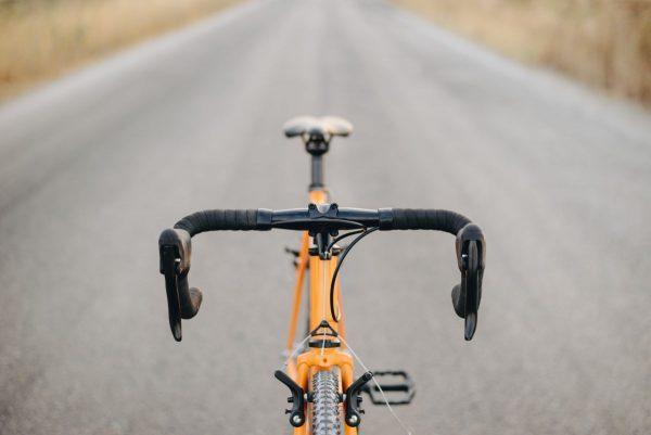 Quella Sram 2 Speed Bike Evo - Orange-7149