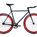 Quella Fixed Gear Faharrd Nero – Rot-0
