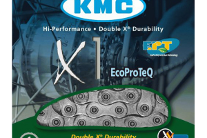 KMC Ecoproteq singlespeed X1 Kette-0