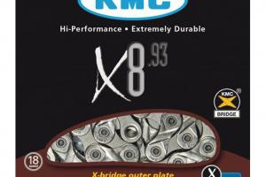 KMC X8.93 8SP Kette-0