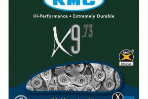 KMC X9.73 9SP Kette-0