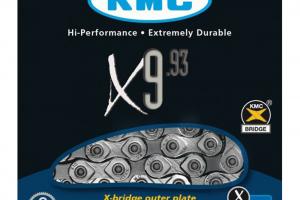 KMC X9.93 9SP Kette-0
