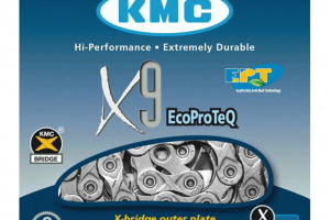 KMC Ecoproteq X9 10SP Kette-0