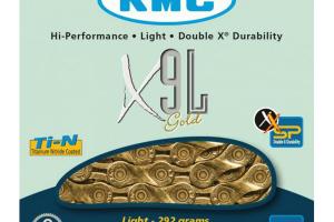 KMC X9L 9SP Kette-0