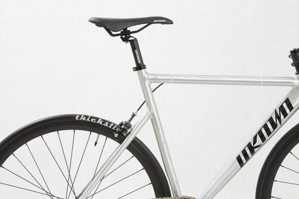 Unknown Bikes Fixed Gear Bike PS1 - Silver-7443
