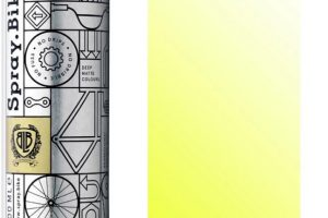 Spray.bike Fahrradfarbe Pocket Clears Kollektion - Fluorescent Yellow-0