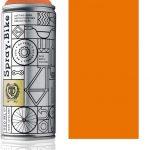 Spray.bike Fahrradfarbe Historic Collection - Meise Orange-0