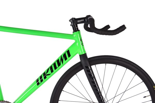 Unknown Bikes Fixed Gear Bike PS1 - Green-7471