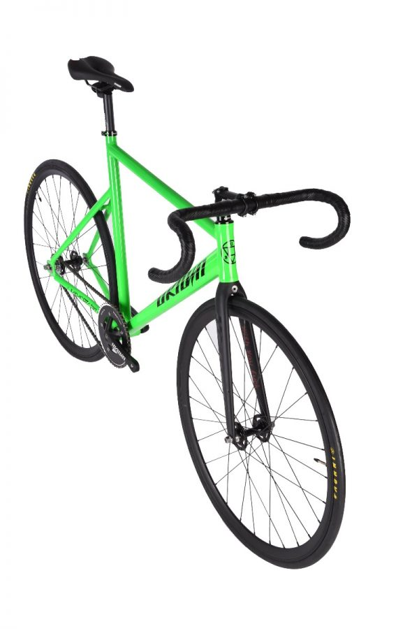 Unknown Bikes Fixed Gear Bike PS1 - Green-7474