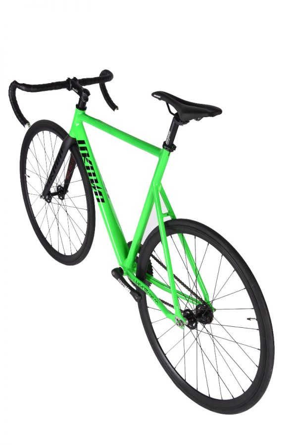 Unknown Bikes Fixed Gear Bike PS1 - Green-7475