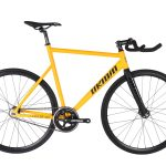 Unknown Bikes Fixed Gear Bike PS1 – Yellow-0