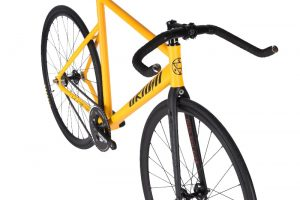 Unknown Bikes Fixed Gear Bike PS1 - Yellow-7462