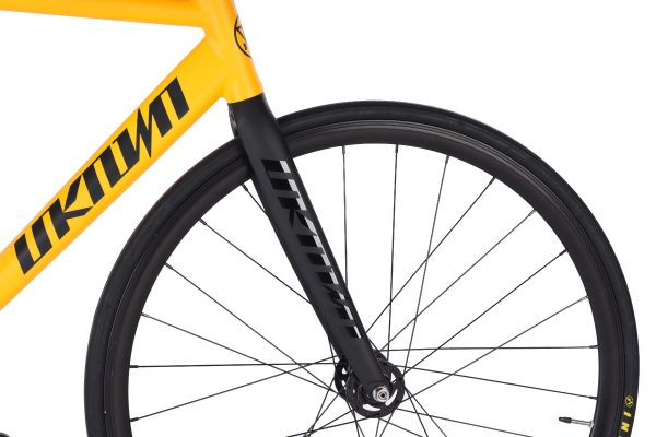 Unknown Bikes Fixed Gear Bike PS1 - Yellow-7466