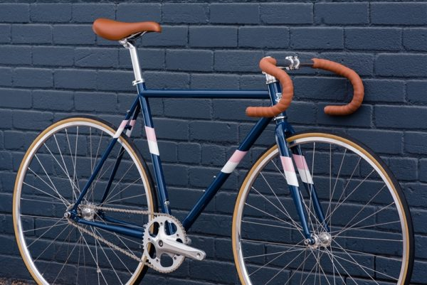 State Bicycle Co. Fixed Gear Bicycle 4130 Core Line Rutherford 3-7593