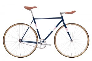 State Bicycle Co. Fixie Fahrrad 4130 Core Line Rutherford 3-0