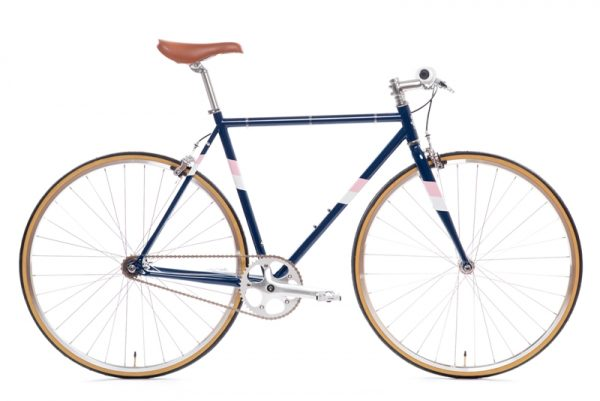 State Bicycle Co. Fixed Gear Bicycle 4130 Core Line Rutherford 3-7589