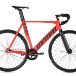 Unknown Bikes Fixie Fahrrad Singularity – Rot-0