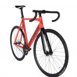 Unknown Bikes Fixed Gear Bike Singularity – Red-7478
