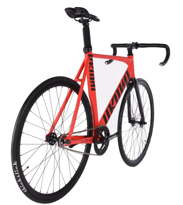 Unknown Bikes Fixed Gear Bike Singularity - Red-7482