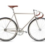 BLB City Classic Fixie & Single-speed Fahrrad – Champagne-0
