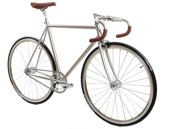 BLB City Classic Fixie & Single-speed Bike - Champagne-7972