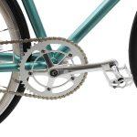 BLB City Classic Fixie & Single-speed Bike – Green-7985