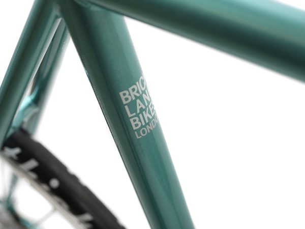BLB City Classic Fixie & Single-speed Bike - Green-7986