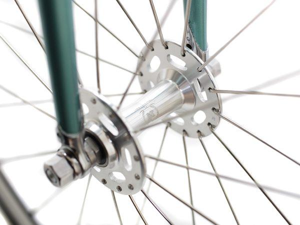 BLB City Classic Fixie & Single-speed Bike - Green-7987