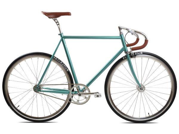BLB City Classic Fixie & Single-speed Fahrrad - Grün-0